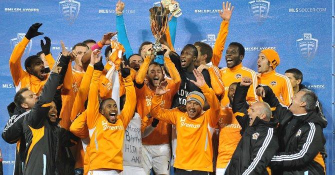 El Houston Dynamo, monarca de la Conferencia Este de la MLS, espera eliminar al Santos Laguna en México y avanzar en la Liga de Campeones de la Concacaf.