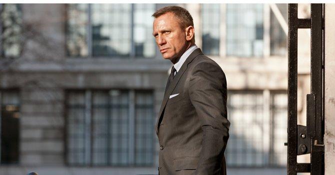 James Bond llega al Museo del Espía en DC