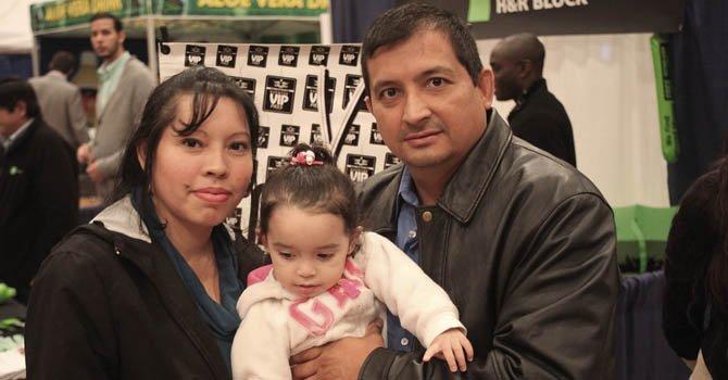 La Feria de la Familia de Telemundo se llevó a cabo el domingo 18 de noviembre.