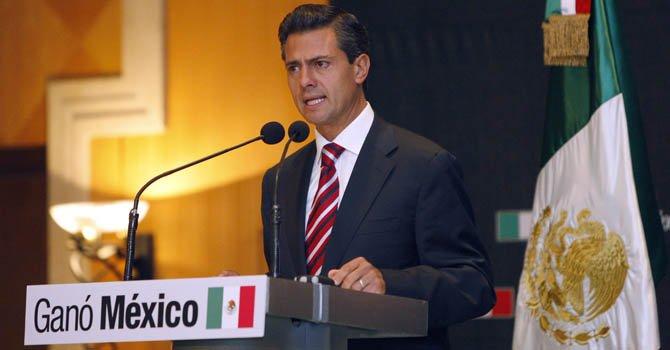 El presidente mexicano visitará Uruguay en enero