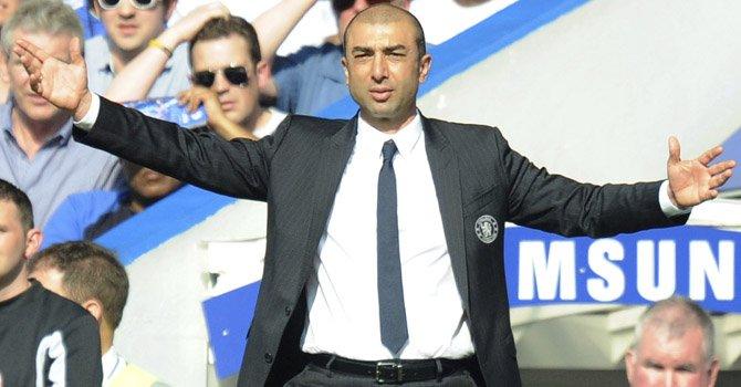 Roberto di Mateo fue despedido por el Chelsea después de la goleada ante la Juventus en la Champions League el martes 20 de noviembre.