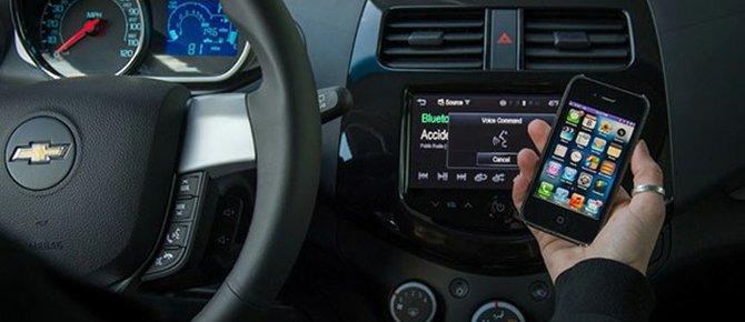 Chevy lanza soporte para Siri