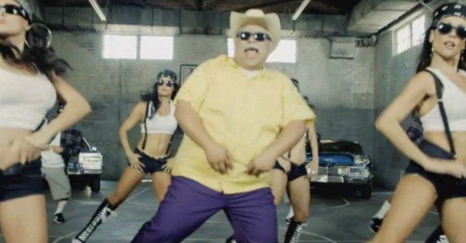 """Don Cheto arrasa con su video """"Ganga Style"""""""