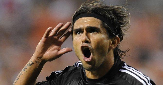 El boliviano Jaime Moreno ayudó al D.C. United a ganar cuatro copas de la MLS.