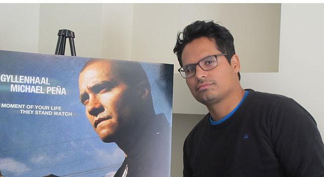 El actor Michael Peña nominado a los premios Spirit