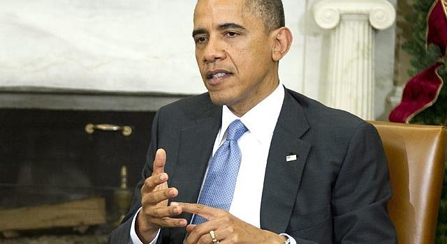 Obama pidió a los ciudadanos que presionen a los congresistas a través de las redes sociales.