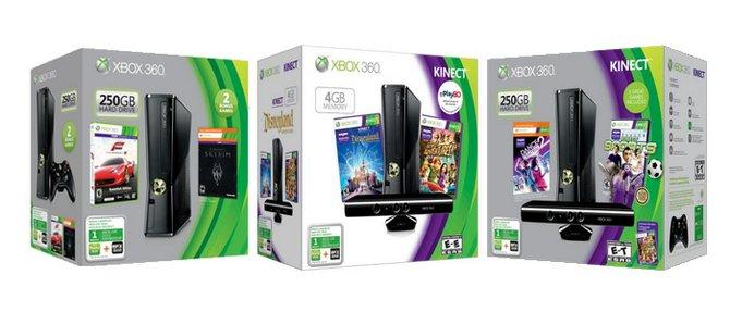 Microsoft vende 750,000 Xbox 360 la semana de Día de Gracias