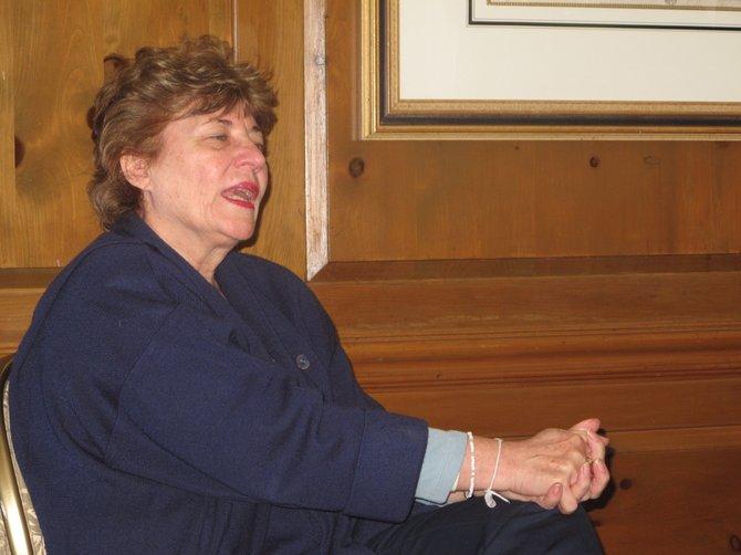 La doctora Mirta Roses Periago lidera la OPS desde 2002 y termina su mandato en febrero de 2013. Fue la primera mujer al frente de la Organización.