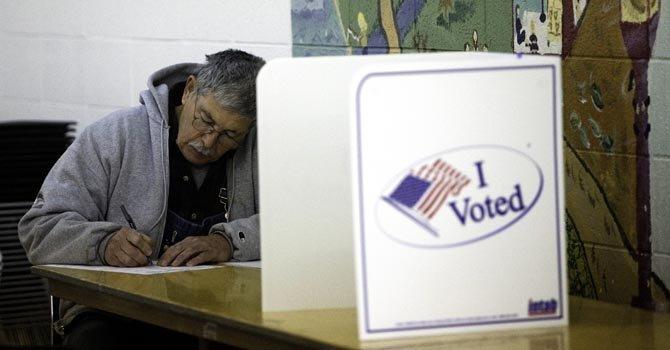 Activistas evalúan en DC el proceso electoral