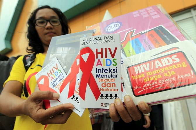 Indonesia es uno de los países de Asia más afectados por la epidemia de Sida.