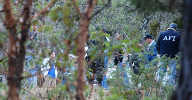 Encuentran 7 cadáveres desmembrados en México