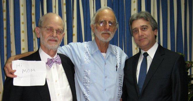 Congresistas viajan a Cuba por Alan Gross