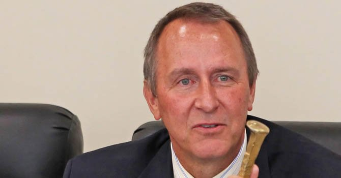 El fiscal general de Utah, Mark Shurtleff.