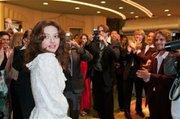 """Amanda Seyfried interpreta a la actriz porno Linda Lovelace en la película """"Lovelace""""."""