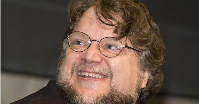 El cineasta mexicano Guillermo del Toro.