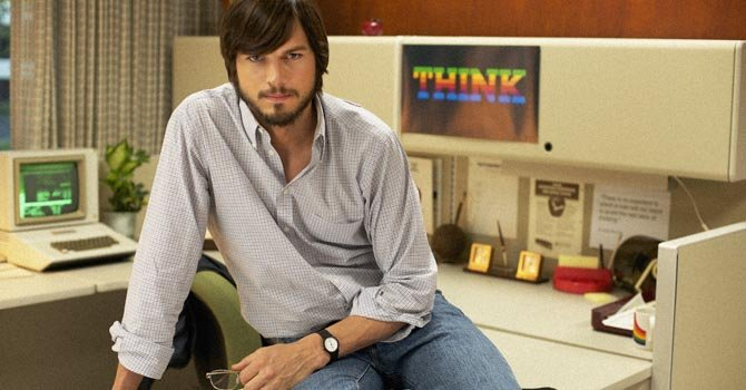 Ashton Kutcher encarnará al fallecido fundador de Apple, Steve Jobs.