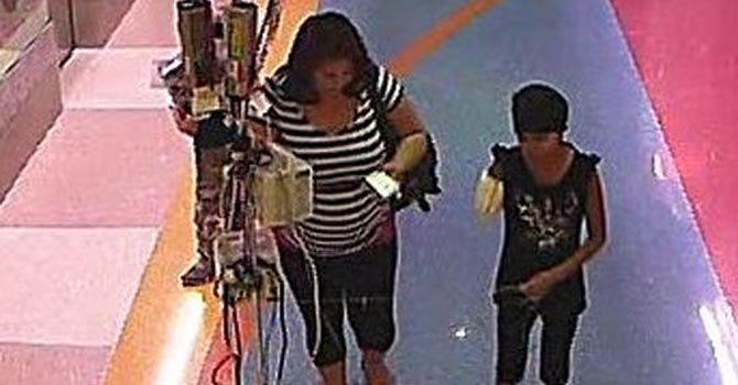 Niña desaparecida de hospital está en México