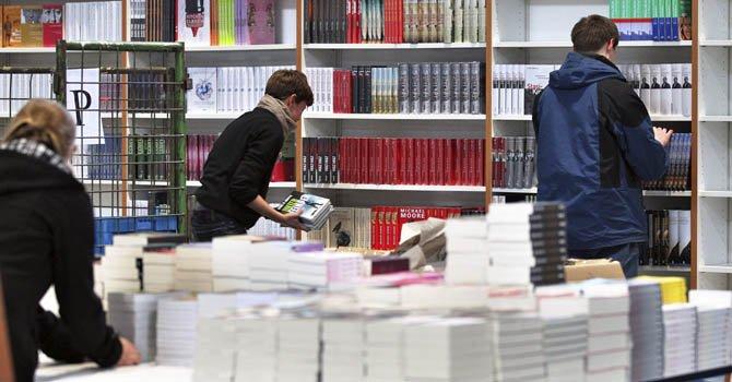 Amplia oferta literaria para regalar en Navidad