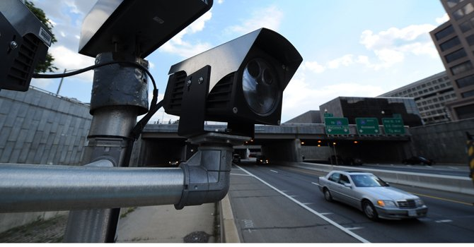 DC duplicará número de cámaras de velocidad