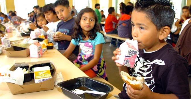 El desayuno, clave para el éxito escolar