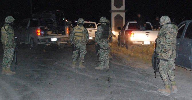 Militares detienen al presunto contador de Los Zetas