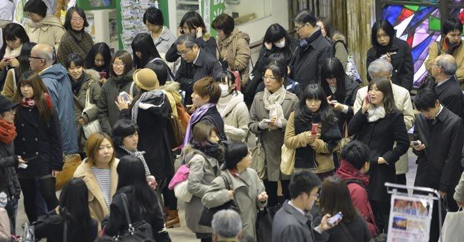 Terremoto vuelve a sacudir a Japón