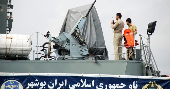 El gobierno de Teherán dijo que seguirá abriendo fuego contra naves estadounidenses.