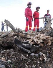 El avión en donde viajaba Jenni Rivera cayó en Nuevo León. No hubo sobrevivientes. Quedó completamente destruido.