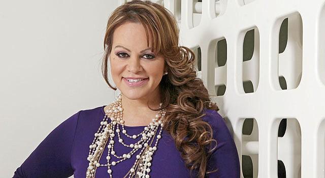 La cantante de música grupera Jenni Rivera.