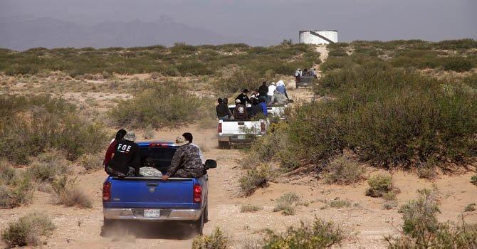 Asesinadas 11 personas en poblado de México