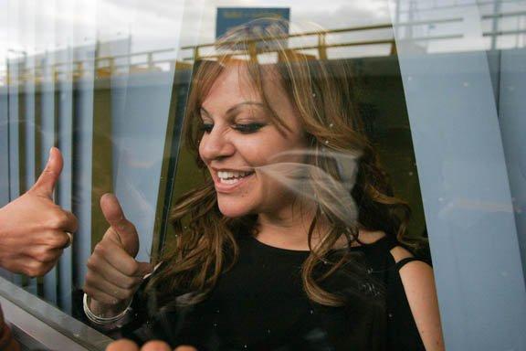 Jenni Rivera, cantante de música grupera, se caracterizó por no tener pelos en la lengua.