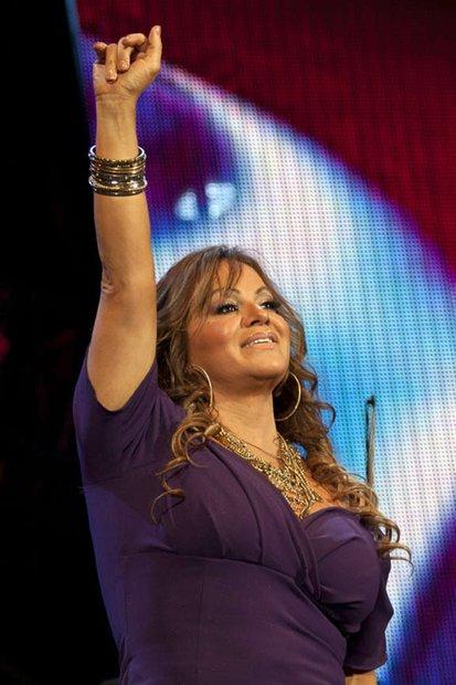 La cantante Jenni Rivera tenía múltiples facetas como madre, empresaria y artista.