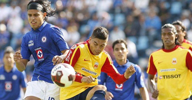 Cruz Azul y Morelia abrirán los fuegos en el torneo Clausura de 2013 en México.