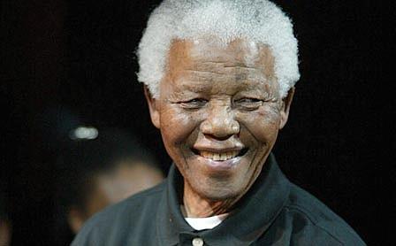 Nelson Mandela tenía 95 años.