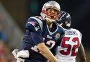 Tom Brady fue una de las razones por las cuales los Texans cayeron ante los Patriots