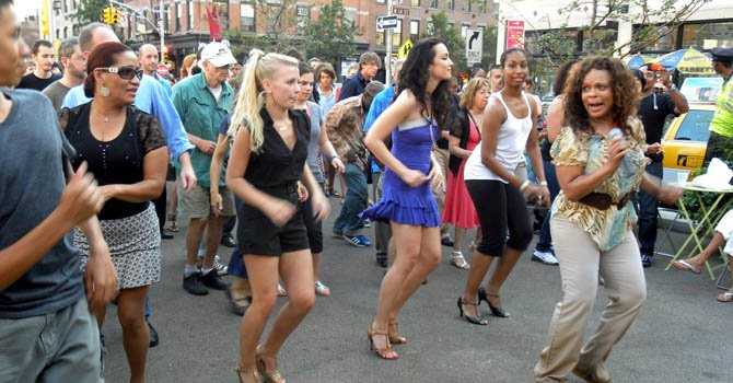 "Presentarán  ""Cascanueces""  hispano en Harlem"