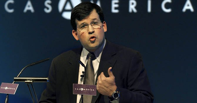 El ex asistente del presidente Barack Obama, para América Latina Dan Restrepo.
