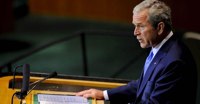Republicanos dicen que hay que seguir ejemplo de Bush