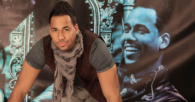 El cantautor dominicano Romeo Santos.