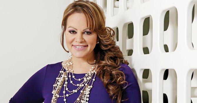 LA SEÑORA. Jenni Rivera posa el 8 de marzo de este año, en una serie fotográfica para su reality show.