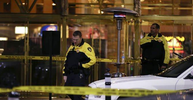 Hombre mata a tiros a mujer en Las Vegas