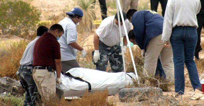 Seis hombres asesinados a tiros en Monterrey