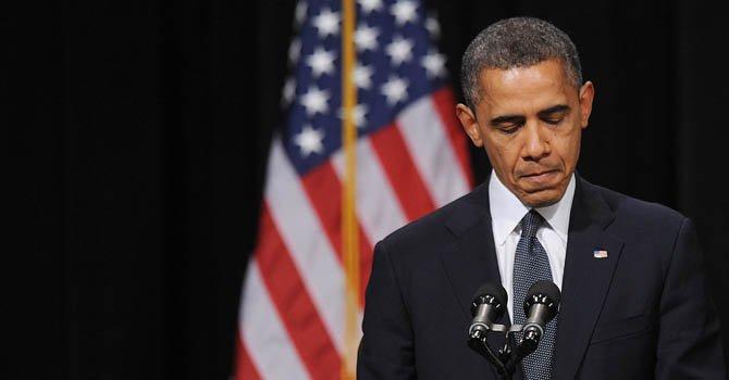 Obama habla en conmovedora vigilia en Connecticut