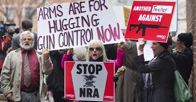 La Asociación Nacional del Rifle, que cuenta con 4 millones de miembros, rompió el silencio el martes 18.