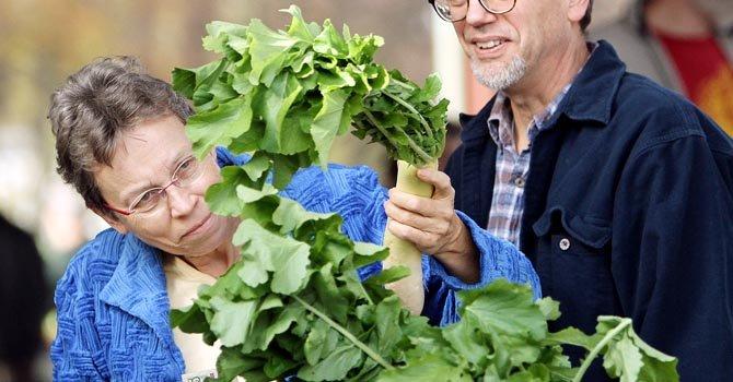 Aseguran que hay que consumir unos 400 gramos de verduras al día para que tengan un impacto en la salud.