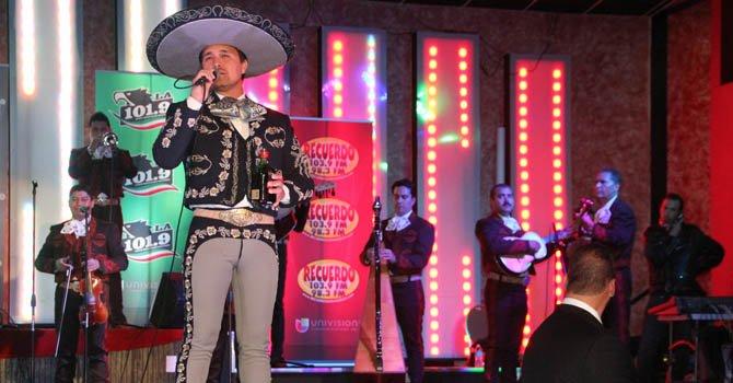 """Eligen a """"Rey del Mariachi"""" en un concurso"""