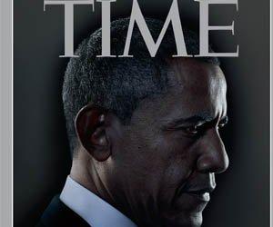La portada de la revista eligió a Barack Obama.
