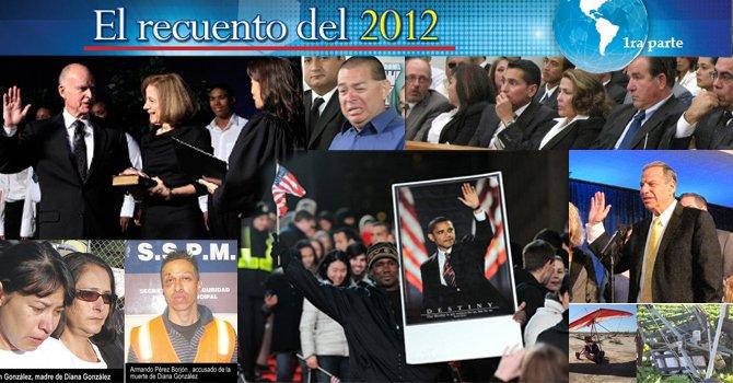 Recuento del 2012 parte I