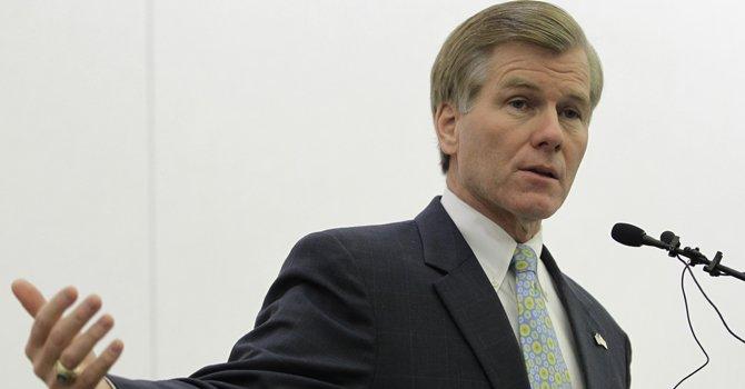 Gobernador de Virginia envuelto en caso del FBI