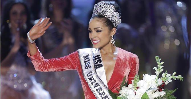 Estados Unidos gana Miss Universo